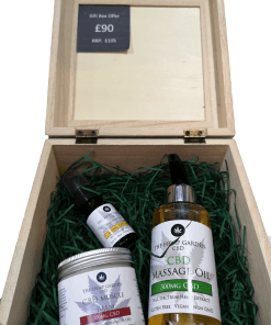 The Hemp Garden CBD Gift Box 2